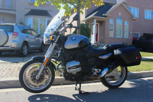BMW R1100R in excellent condition owner forced to sell