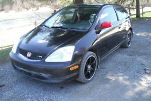 2002Civic *SiR ep3 k20a(jdm),méc:A1,clutch neuve=3250.00$NÉGO