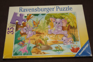High Quality Kids Puzzle