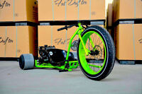 Toys 4 Boys PHAT Drift Trike 212cc 7hp - Pre order yours now