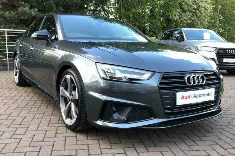 2019 Audi A4 Black Edition 40 TDI 190 PS S tronic Diesel grey Semi Auto |  in Bolton, Manchester | Gumtree