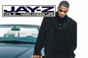 Jay-Z Vol2 Hard Knock Life CD