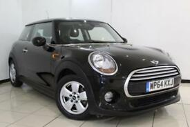 2014 64 MINI HATCH COOPER 1.5 COOPER 3DR 134 BHP