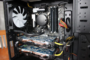 CUSTOM BUILT 1080p Gaming PC   MUST SELL!