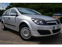 2006 Vauxhall Astra 1.8i 16V Life 5dr Auto 5 door Estate