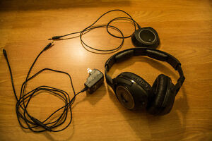 Sennheiser RS 160 Digital Wireless Headphones great condition West Island Greater Montréal image 1