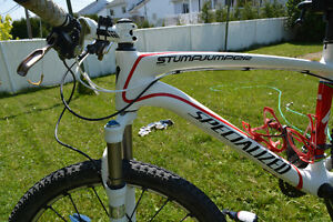 Specialized stumjumper comp carbone