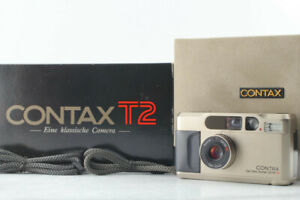 Contax T2 near mint in Original Box