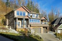 Fabulous Home with Spectacular view of Mt Baker & the Valley
