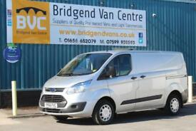 2016 FORD TRANSIT CUSTOM 270 125 BHP 2.2 TDCI TREND L1 SWB DIESEL 6 SPEED MANUAL