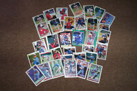 34 MONTREAL EXPOS BASEBALL CARDS 1991 & 1992 MINT CONDITION