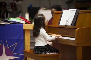 PRIVATE INDIVIDUAL PIANO LESSONS (AGES 3 - ADULT)