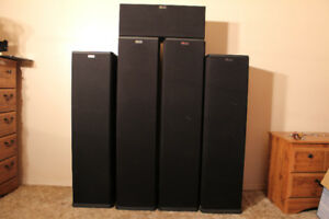 Nuance Home Theatre Speaker System