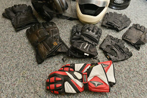 Shoei CKX Zeus Gmax Sure Helmets Teknic Bristol Rocket Gloves