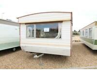 Static Caravan Mobile Home Delta Santana 28x10ft 2 Beds SC7126