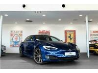 2017 Tesla Model S 75D Saloon Electric Automatic