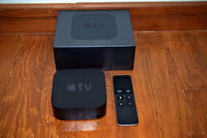 Apple TV 4 - Barely Used w/Free USB-C Cable