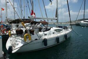 Croisiere sur un voilier de 42 pieds en Martinique