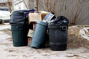 Garbage Removal +++++ Kingston Kingston Area image 1