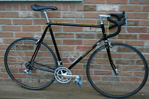 Proctor Townsend Canadian Classic Road Racing Bicycle Very Rare.
