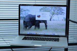 """Mid 2010 Macbook Pro 17"""" – 6 GB – 120 SSD –Core i5"""