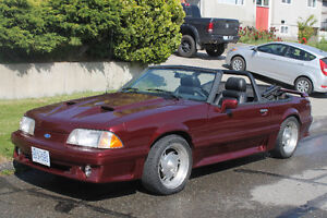1988 Ford Mustang gt cobra Convertible