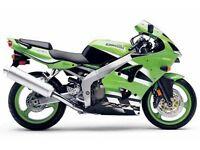 Kawasaki zs636 spares and repairs