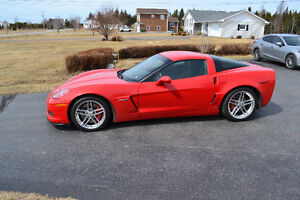 2007 Chevrolet Corvette Z06 505HP