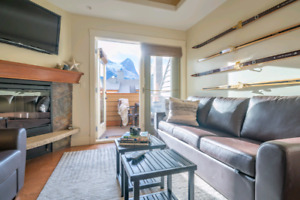 Cozy 2 bedroom mountain retreat in Canmore