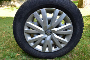 4 Pneus d`hiver 215/60R16 Gislaved Nord Frost
