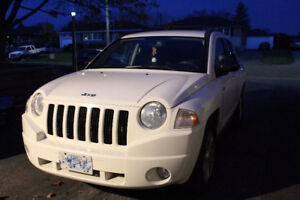 2010 Jeep Compass SUV, Crossover, 4WD, North Edition
