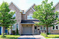 Townhome located in popular Barrhaven -NEW PRICE