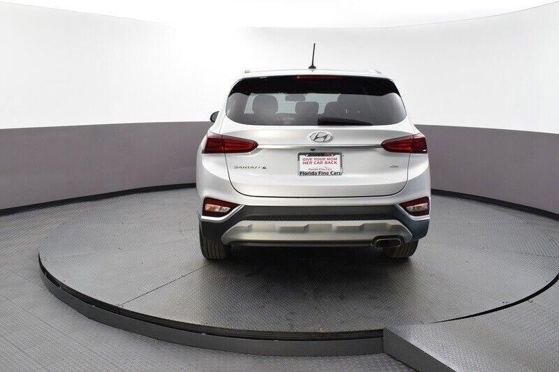 Image 6 Coche Americano usado Hyundai Santa Fe 2019