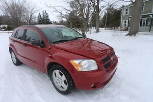2008 Dodge Caliber SXT  1.8L L4 DOHC 16V engine