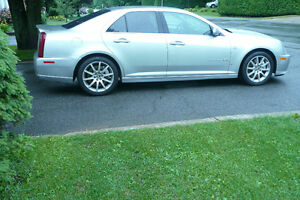 2006 Cadillac STS STS-V SUPERCHARGER Berline