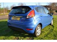 2013 Ford Fiesta 1.6 TDCi Zetec ECOnetic 5dr 5 door Hatchback