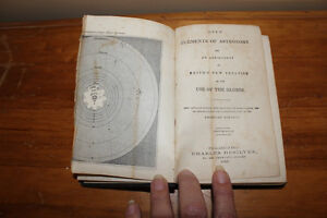 Guy's Elements of Astronomy 1868 London Ontario image 3