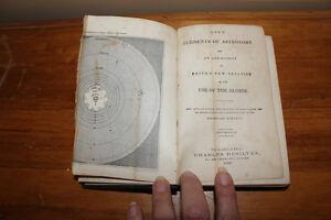 Guy's Elements of Astronomy 1868 London Ontario image 3