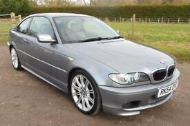 BMW 3 Series 330CD E46 – Automatic – New Turbo and Gearbox