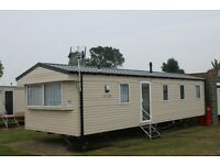 Static caravan in Clacton on Sea, taking 2017 bookings with discounts