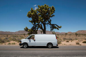 Camper Van (equipped) - Chevy Express 05 Converted