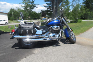 Suzuki Intruder for sale.