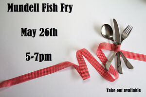 Mundell Fish Fry - Hosted by Trinity United Church