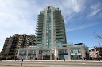 Gorgeous 1 bed + den in 360 On Pearl Condo - Downtown Burlington