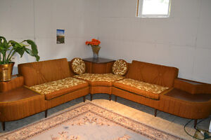 1970s sectional couch