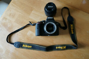 Nikon D5300 Lightly Used for Great Price!!