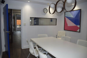 FOR RENT: Furnished Commercial Space on WATER ST available NOW