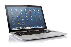 Spécial Macbook Pro retina 13.3'' intel i5 999$