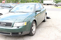 2003 Audi A4 1.8T SEDAN QUATTRO 5 SPEED** SUPER SHARP* MUST SEE City of Toronto Toronto (GTA) Preview