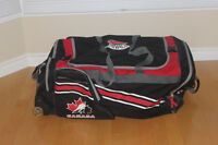 Wheeled Hockey Bag Team Canada- 36 inches